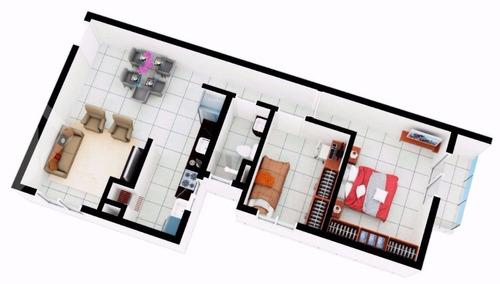 apartamento - moradas do sobrado - ref: 237844 - v-237844
