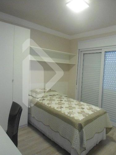 apartamento - morro do espelho - ref: 122067 - v-122067