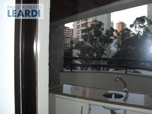 apartamento morumbi  - são paulo - ref: 245938