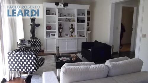 apartamento morumbi - são paulo - ref: 246638