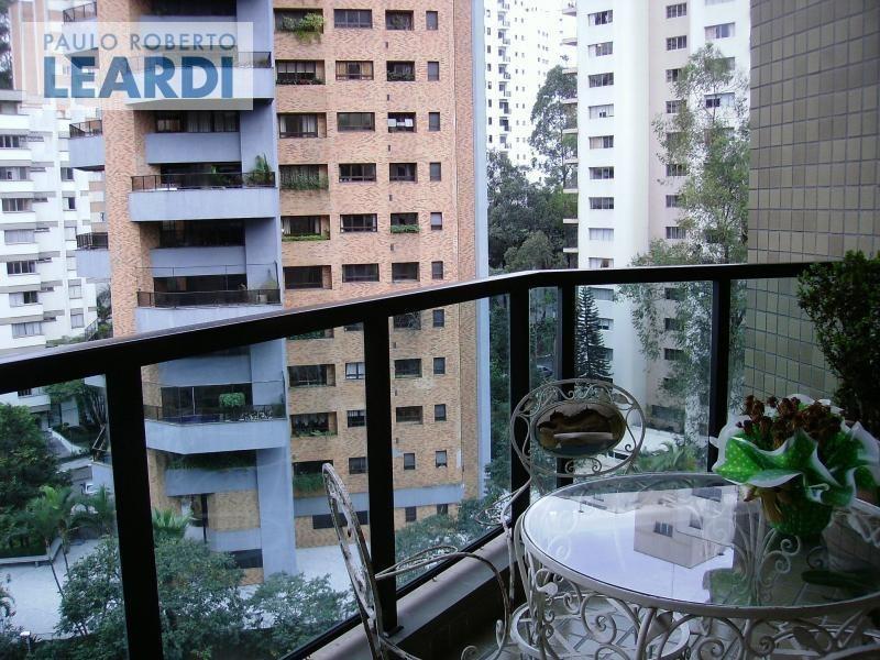 apartamento morumbi  - são paulo - ref: 248947