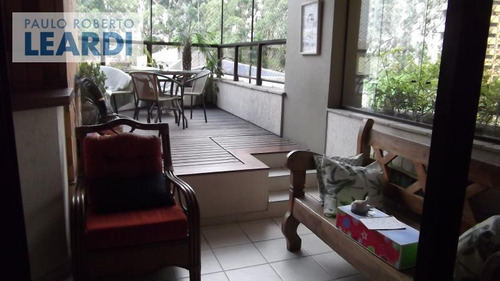 apartamento morumbi  - são paulo - ref: 251416