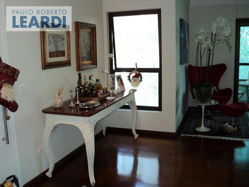 apartamento morumbi  - são paulo - ref: 254457