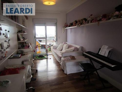 apartamento morumbi  - são paulo - ref: 255007