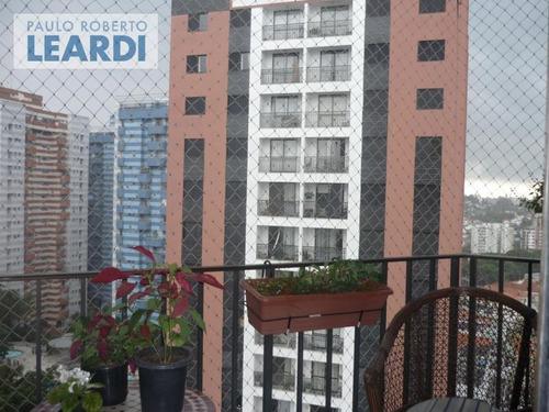 apartamento morumbi  - são paulo - ref: 255841