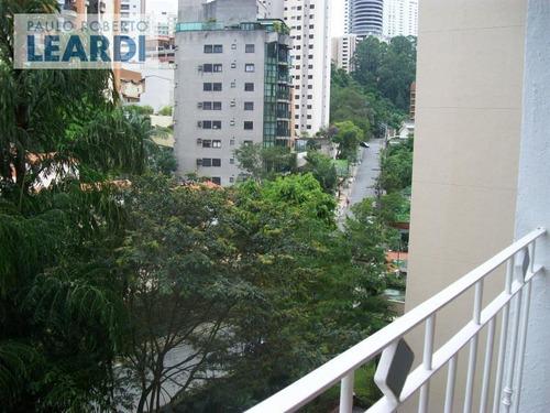 apartamento morumbi  - são paulo - ref: 256047