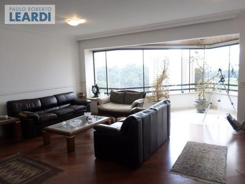 apartamento morumbi  - são paulo - ref: 383056
