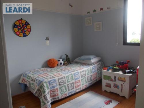 apartamento morumbi  - são paulo - ref: 392488