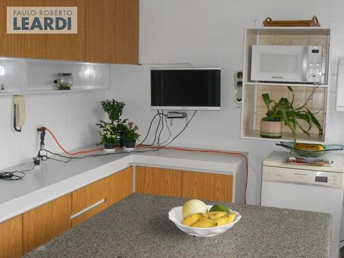 apartamento morumbi  - são paulo - ref: 395144