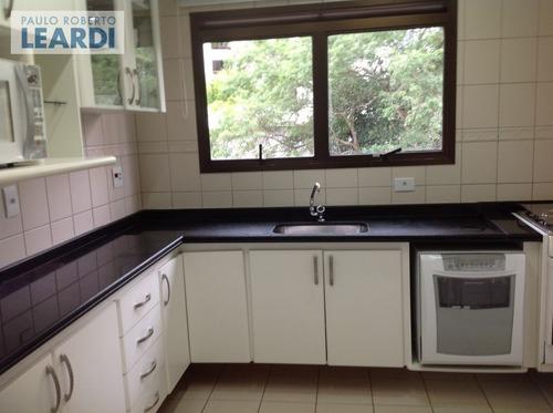 apartamento morumbi  - são paulo - ref: 395633