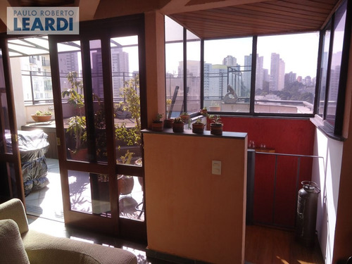 apartamento morumbi  - são paulo - ref: 396882