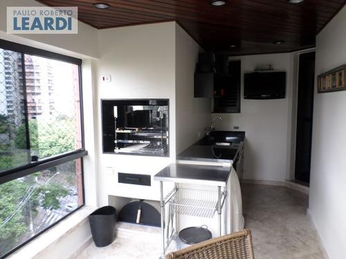 apartamento morumbi  - são paulo - ref: 420933