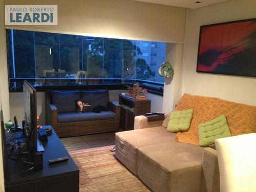 apartamento morumbi  - são paulo - ref: 422114