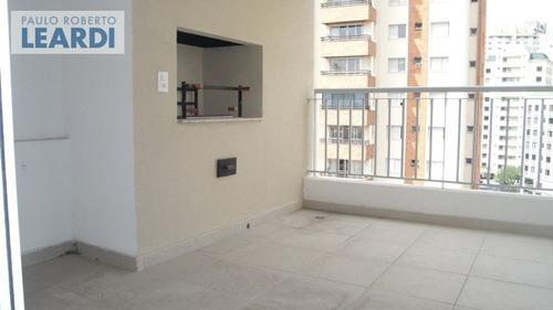 apartamento morumbi  - são paulo - ref: 424961