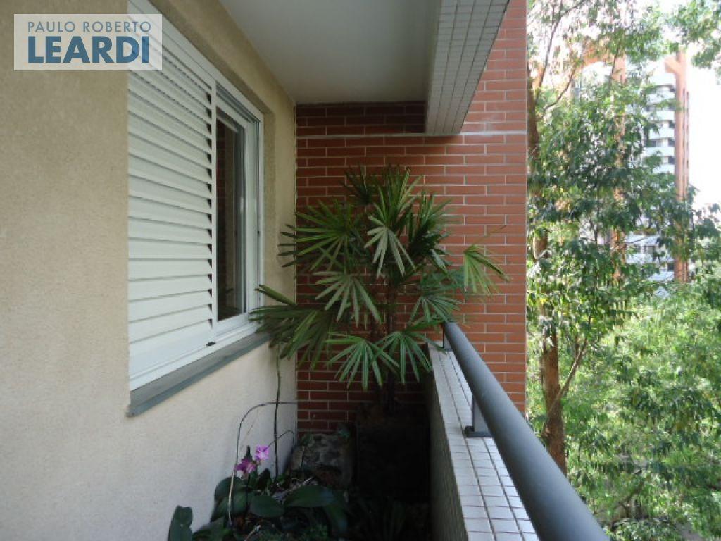 apartamento morumbi  - são paulo - ref: 427502