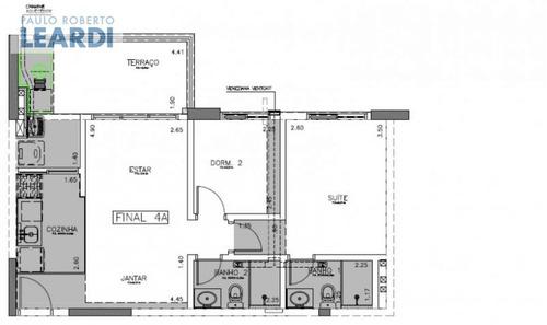 apartamento morumbi  - são paulo - ref: 433193