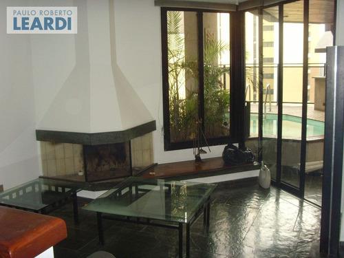 apartamento morumbi  - são paulo - ref: 436648
