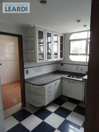 apartamento morumbi  - são paulo - ref: 438370