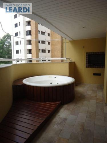 apartamento morumbi  - são paulo - ref: 446925