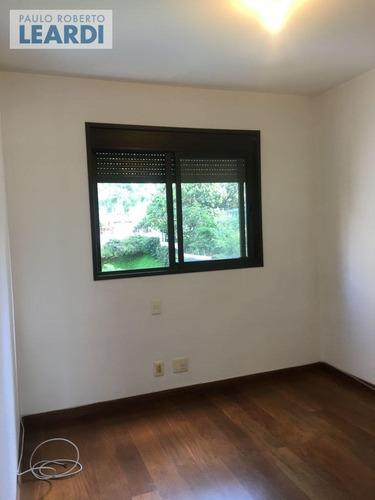 apartamento morumbi  - são paulo - ref: 448431