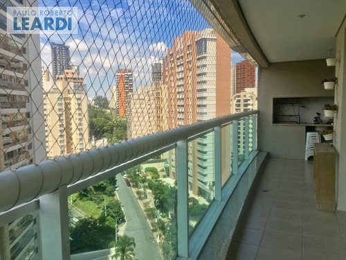 apartamento morumbi  - são paulo - ref: 448903
