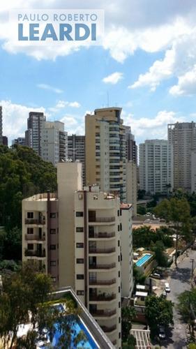 apartamento morumbi  - são paulo - ref: 454827