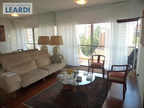 apartamento morumbi  - são paulo - ref: 455560