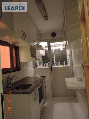apartamento morumbi  - são paulo - ref: 455857