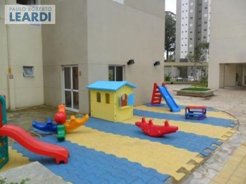 apartamento morumbi  - são paulo - ref: 460797