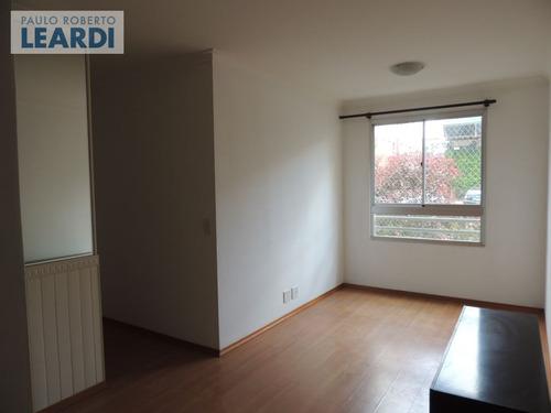 apartamento morumbi  - são paulo - ref: 465837