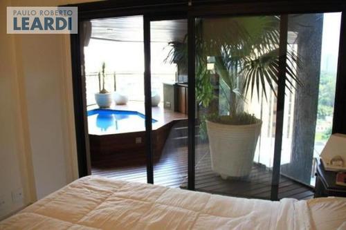 apartamento morumbi  - são paulo - ref: 473080