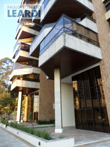 apartamento morumbi  - são paulo - ref: 475852