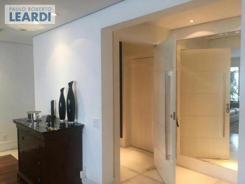 apartamento morumbi  - são paulo - ref: 484899