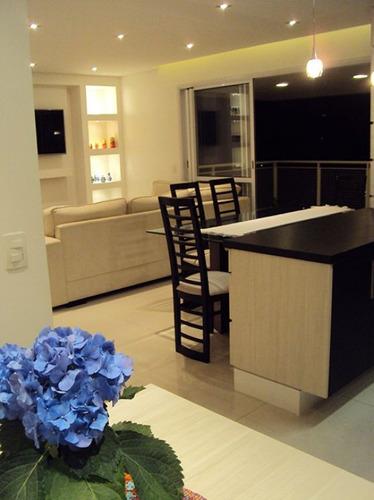 apartamento morumbi  - são paulo - ref: 485709