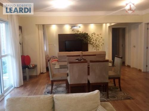 apartamento morumbi  - são paulo - ref: 492400