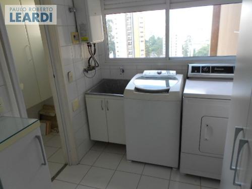 apartamento morumbi  - são paulo - ref: 493612