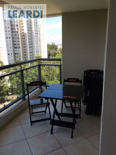 apartamento morumbi  - são paulo - ref: 494042
