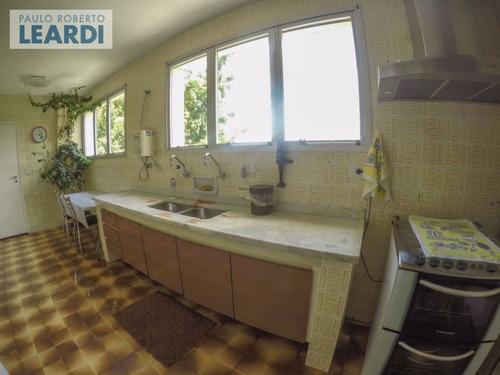 apartamento morumbi  - são paulo - ref: 494602