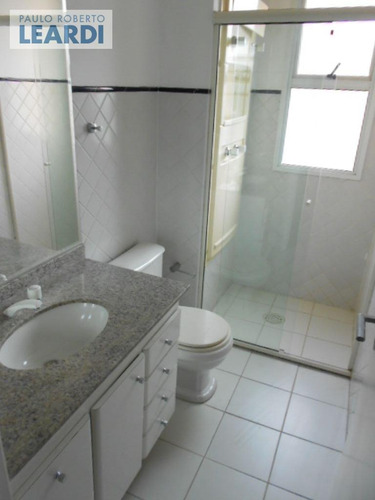 apartamento morumbi  - são paulo - ref: 498203