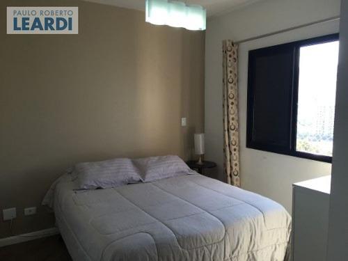 apartamento morumbi  - são paulo - ref: 499412