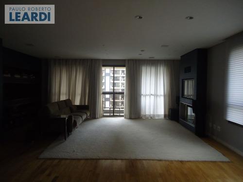 apartamento morumbi  - são paulo - ref: 501919