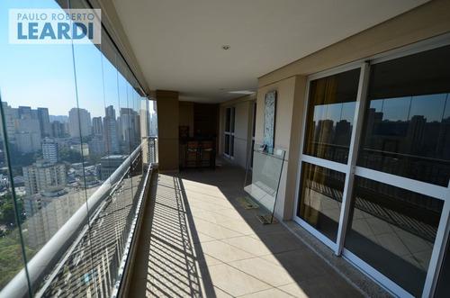 apartamento morumbi  - são paulo - ref: 507270