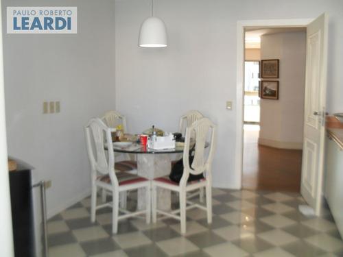 apartamento morumbi  - são paulo - ref: 509994