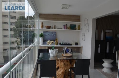 apartamento morumbi  - são paulo - ref: 530972