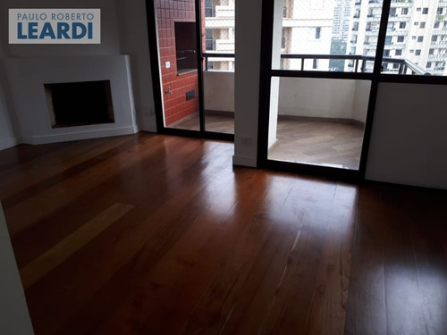 apartamento morumbi  - são paulo - ref: 549751