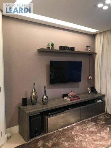 apartamento morumbi  - são paulo - ref: 551496