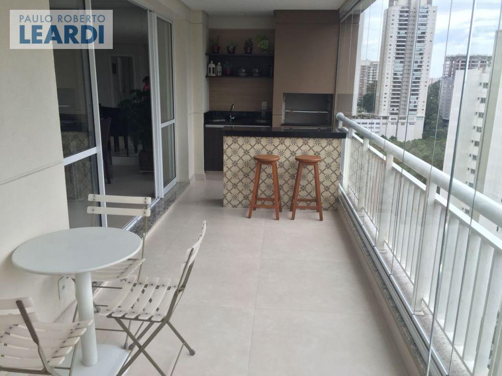 apartamento morumbi  - são paulo - ref: 552491