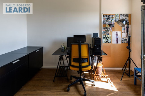 apartamento morumbi  - são paulo - ref: 552693