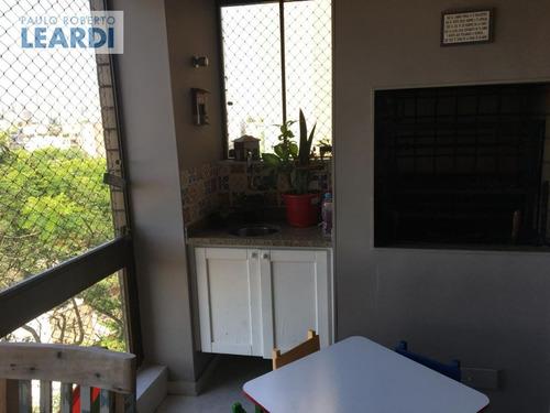 apartamento morumbi  - são paulo - ref: 554239