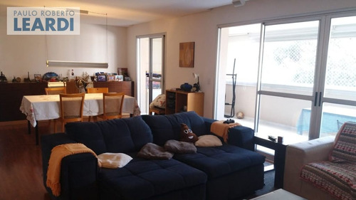 apartamento morumbi  - são paulo - ref: 558157